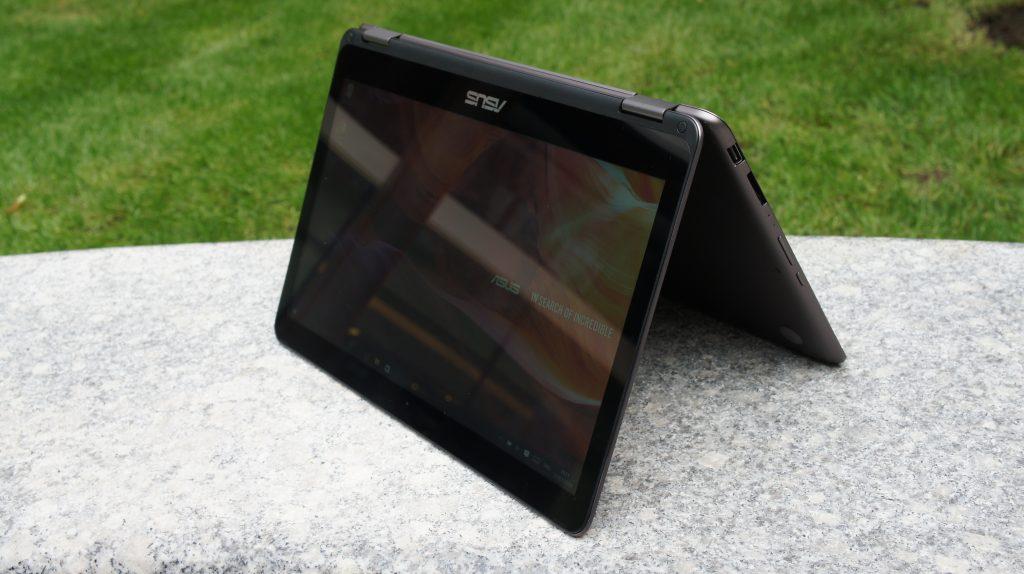 Дизайн ASUS ZenBook Flip UX360