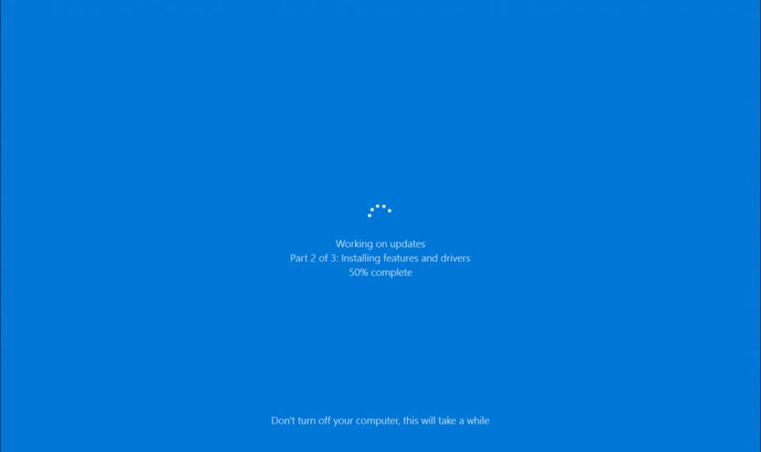 Не забудьте обновлять Windows