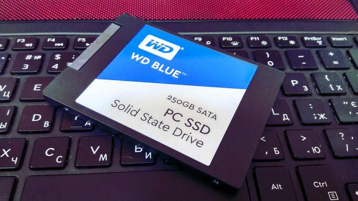 SSD без упаковки