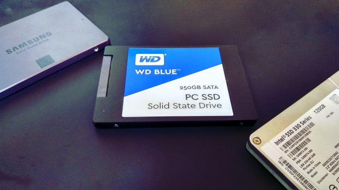 SSD от Western Digital в сравнении с другими накопителями
