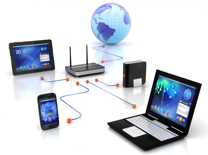 Что такое ssid сети?