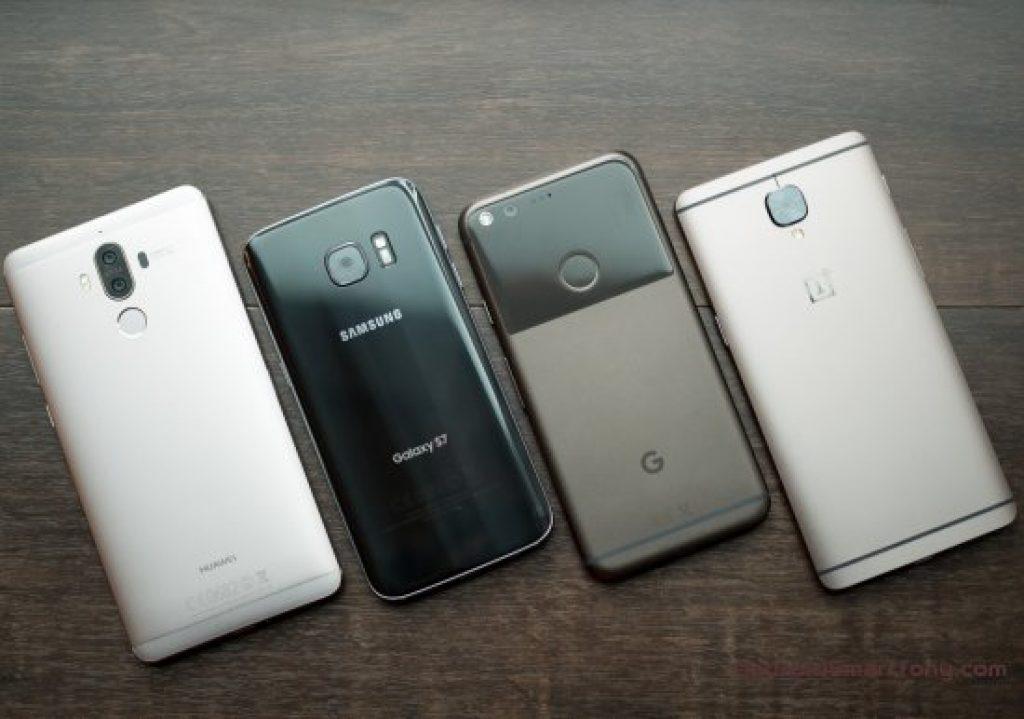 Лучшие смартфоны лета 2017 года