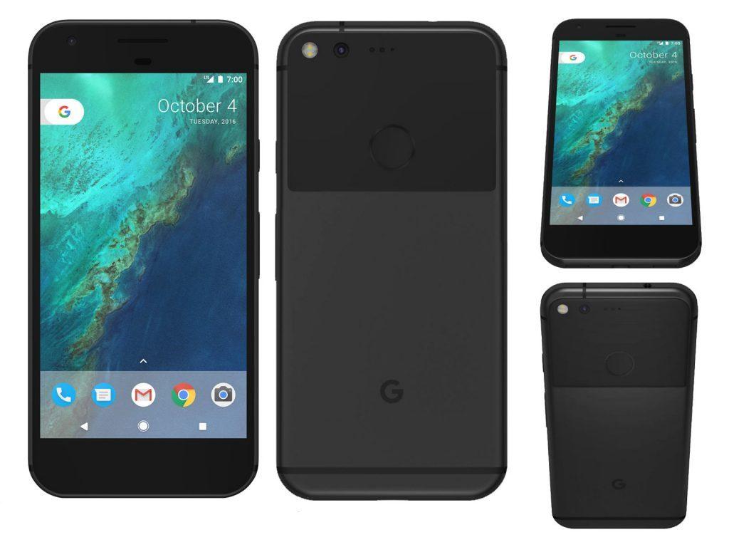 Google Pixel XL общий вид