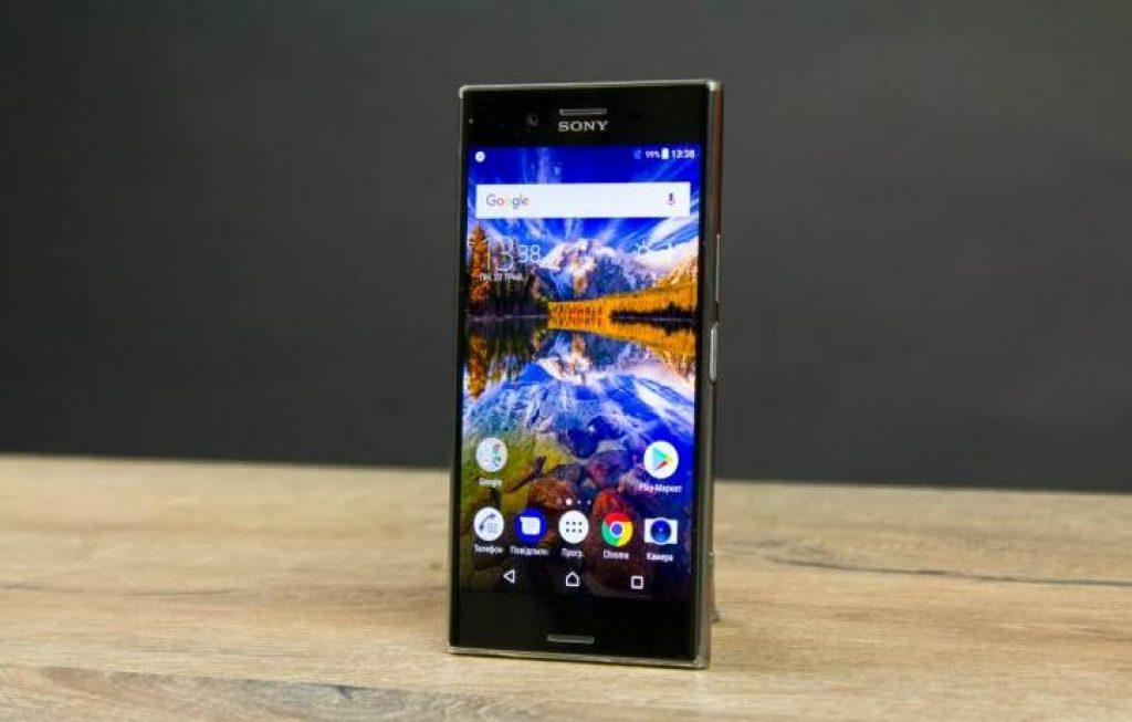 Стильный Sony Xperia XZ Premium