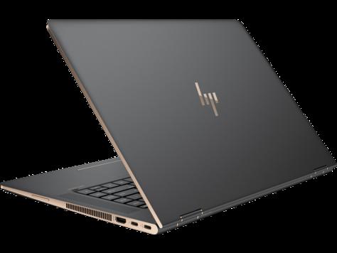 Внешний вид HP Spectre 15-bl000ur x360