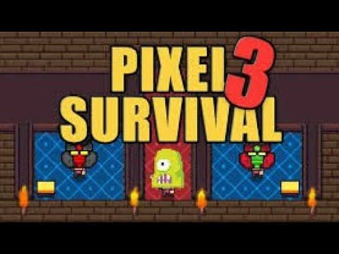 Игра Pixel Survival Game 3