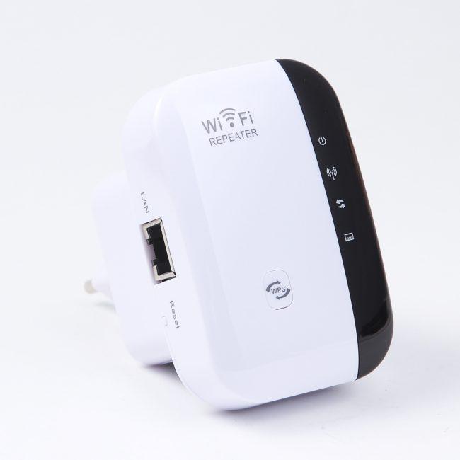 Что такое Wi-Fi репитер