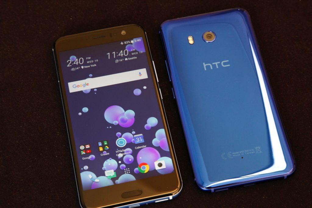 Шикарный HTC U11