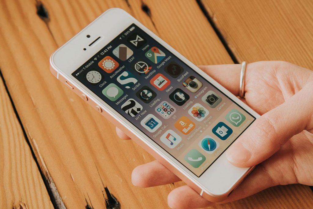 Современный и стильный iPhone SE