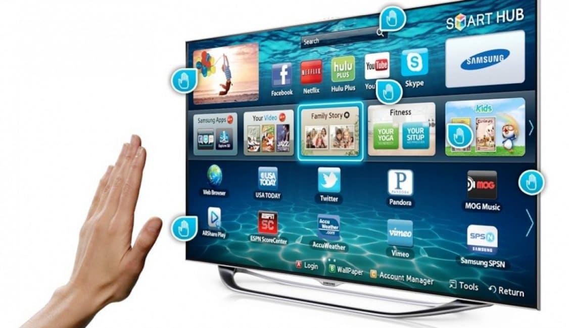 Особенности Smart TV