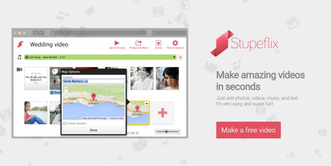 Дизайн сайта в минималистичном стиле