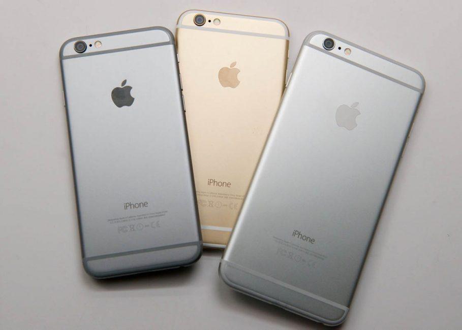 В чем разница iPhone 6S и iPhone 6