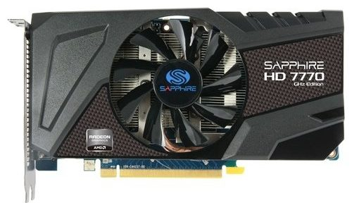 Sapphire Radeon HD 7770 1024Mb