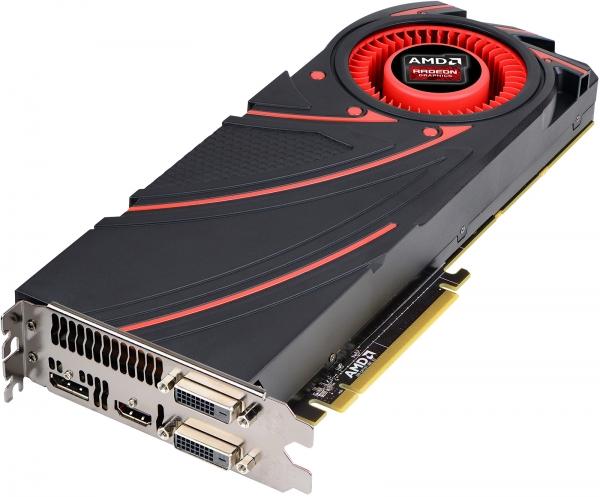 AMD Radeon R9290X
