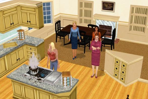 Отчаянные домохозяйки
