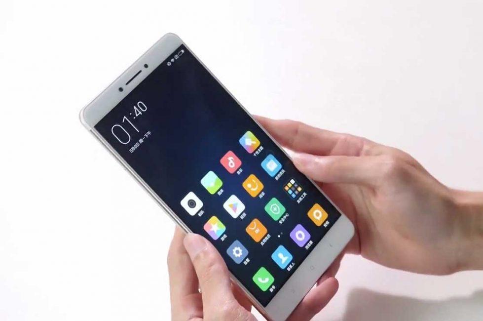 Модный Xiaomi Mi Max
