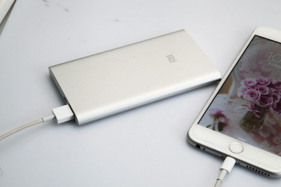 Зарядка iPhone 6