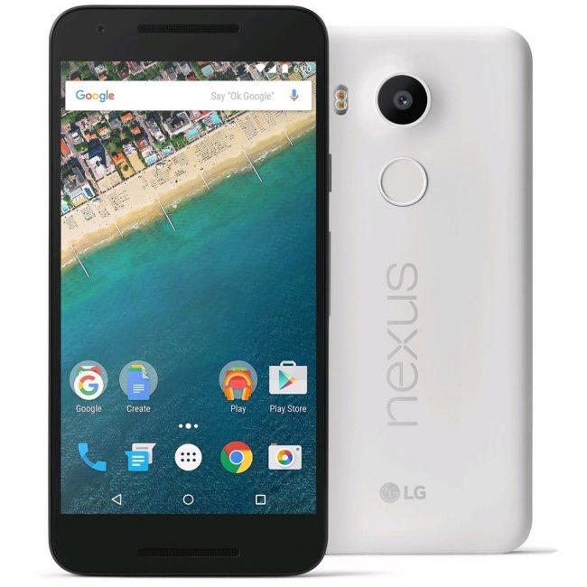 Шикарный LG Nexus 5X H791