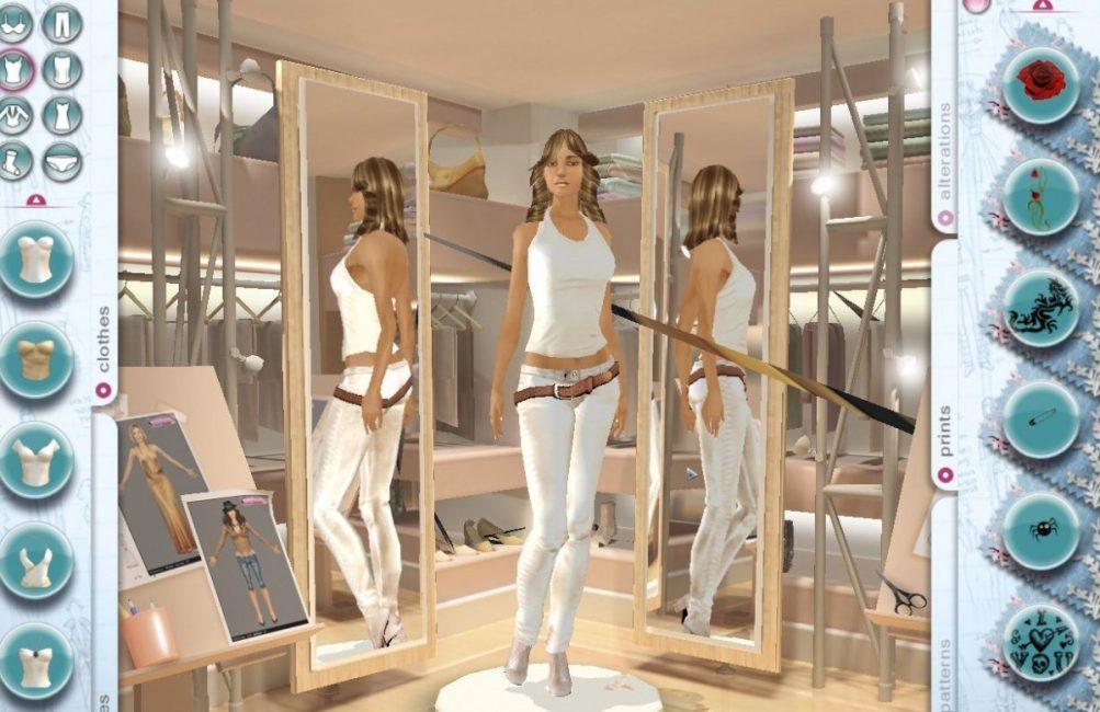 Игра Imagine Fashion Designer (Подиум. Икона стиля)