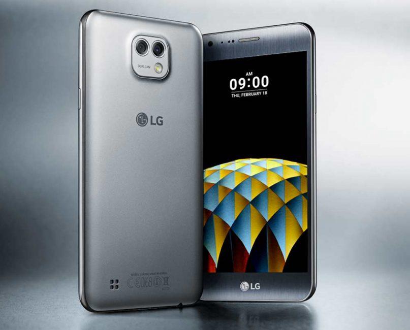 Практичный LG X Cam