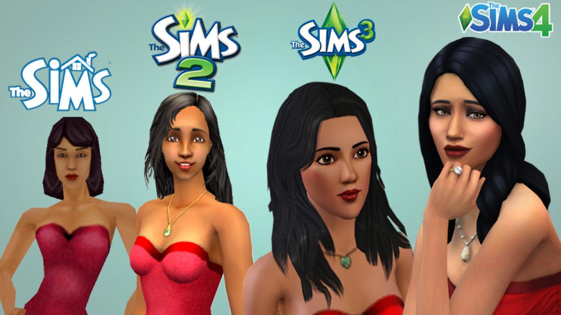 Серия игр The Sims