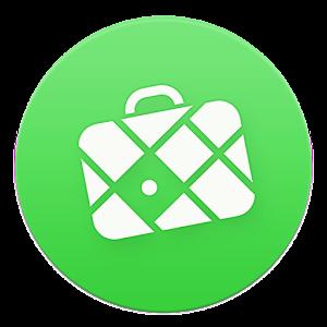 Логотип навигатора MAPS.ME
