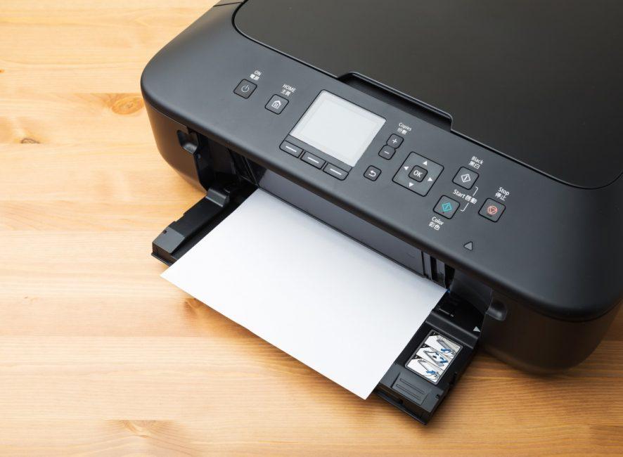 Проверьте подключение принтера