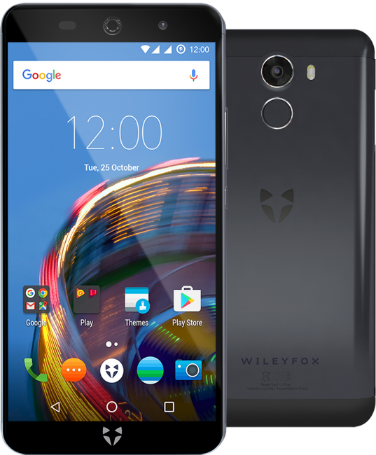 Стильный Wileyfox Swift 2
