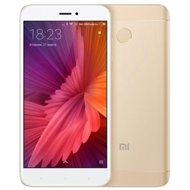 Модный Xiaomi Redmi 4X 16Gb