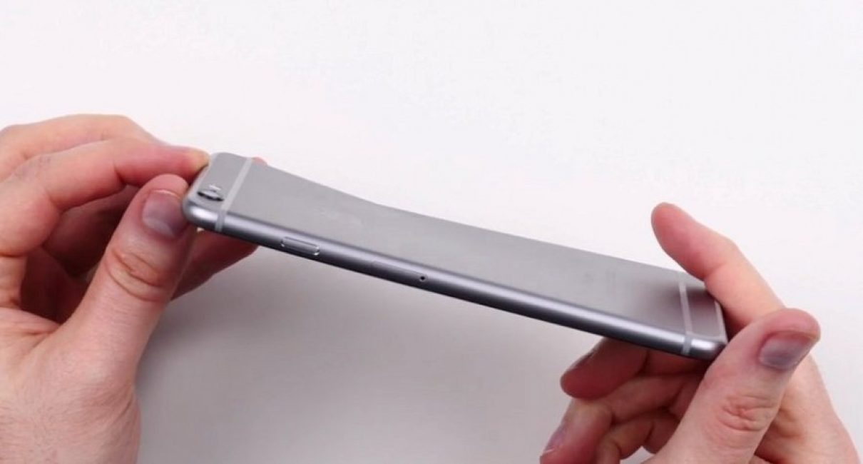 Деформация корпуса iPhone 6