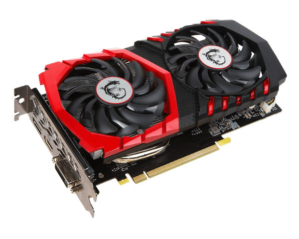 MSI GeForce GTX 1050 Ti Gaming X