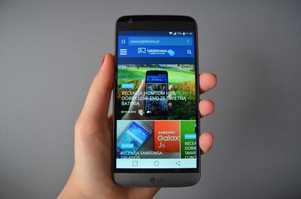 Многофункциональный LG G5