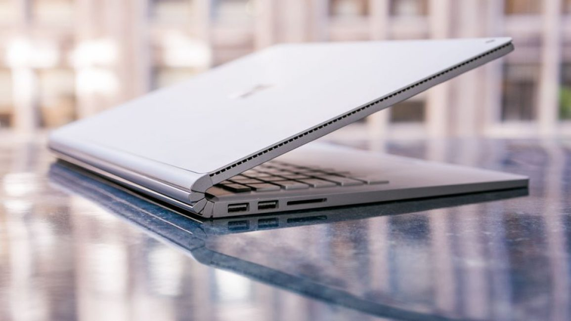 Гибкий Microsoft Surface Book
