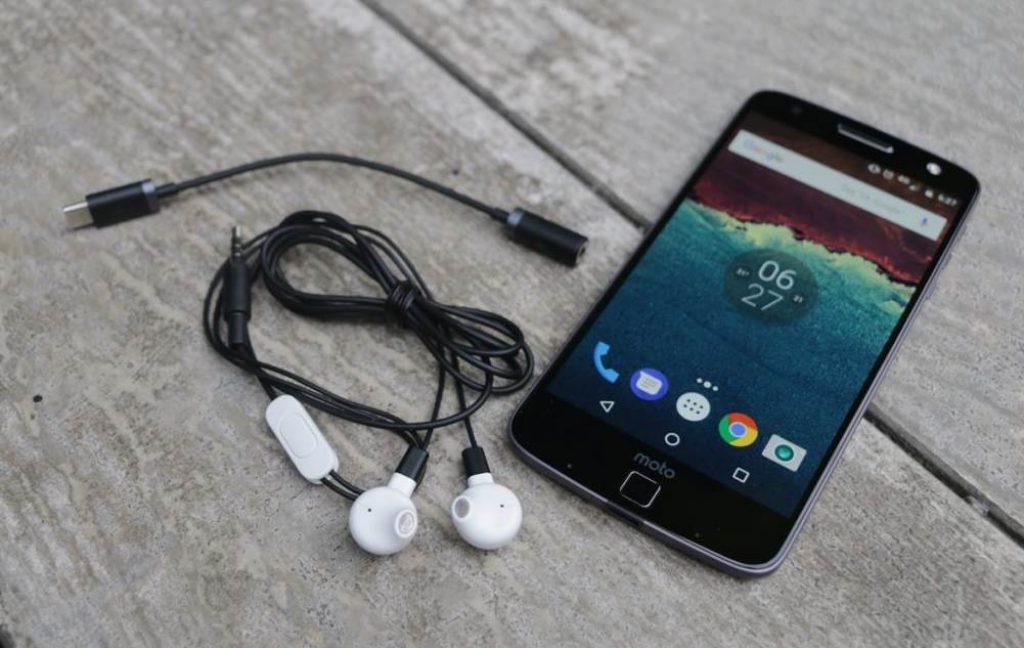 Смартфон Motorola Moto Z