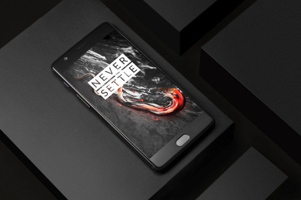 Модный OnePlus 5