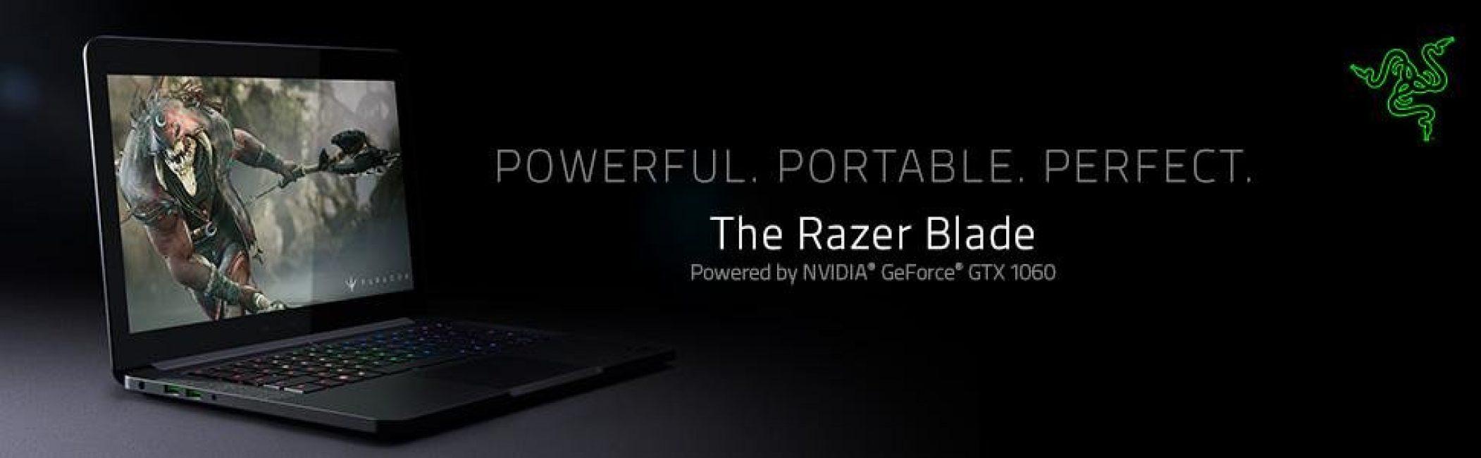 Игровой ноутбук Razer Blade