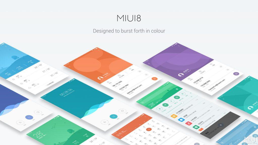 Дизайн MIUI 8