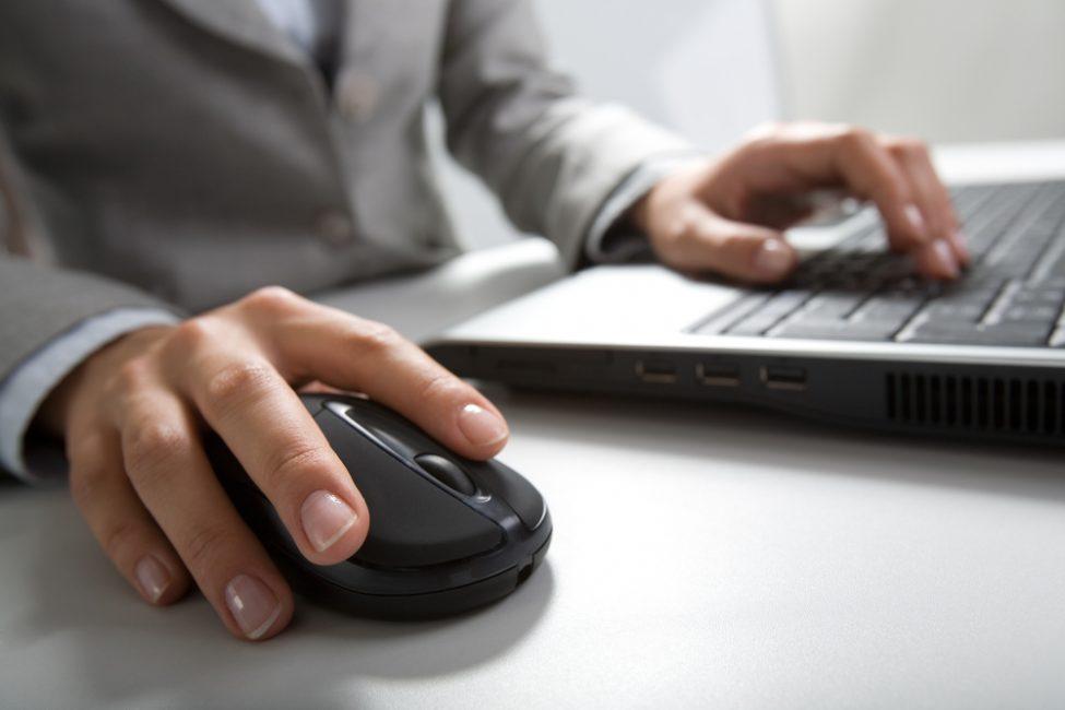 Как настроить кнопки мыши