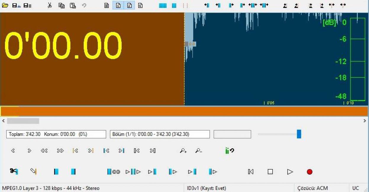ТОП-15 бесплатных аудиоредакторов