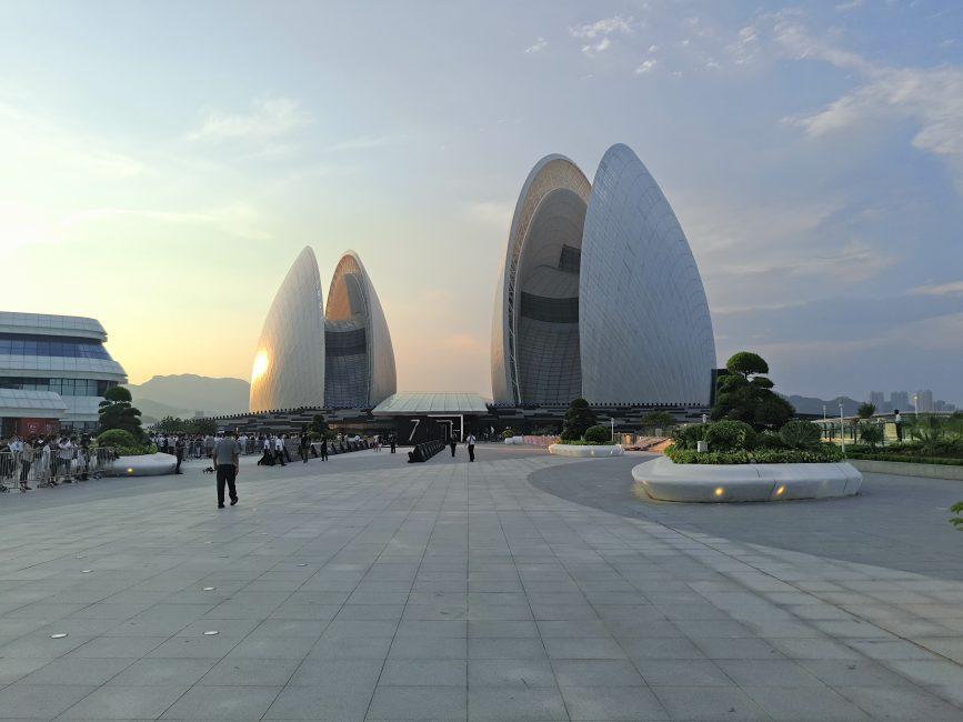 Оперный театр Джухая
