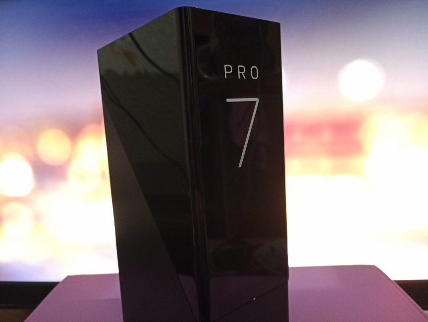 Упаковка Pro 7