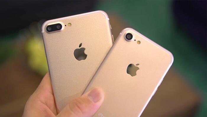 Apple iPhone 7 Plus и iPhone 7