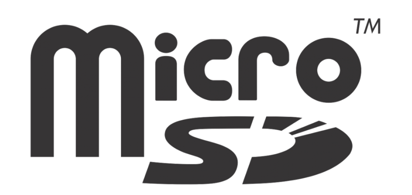 Логотип MicroSD