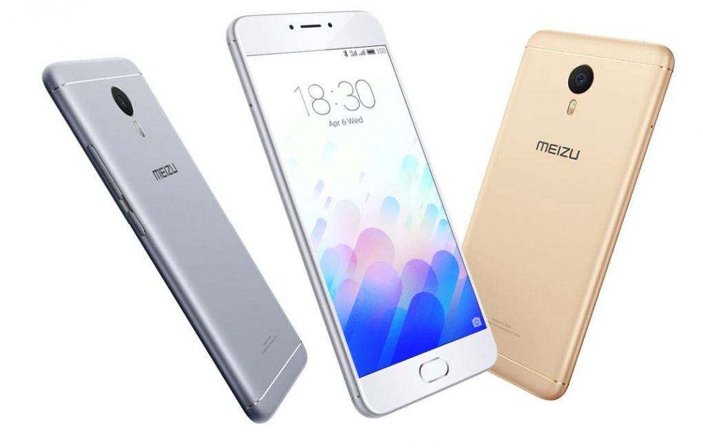 Smartphone M5s