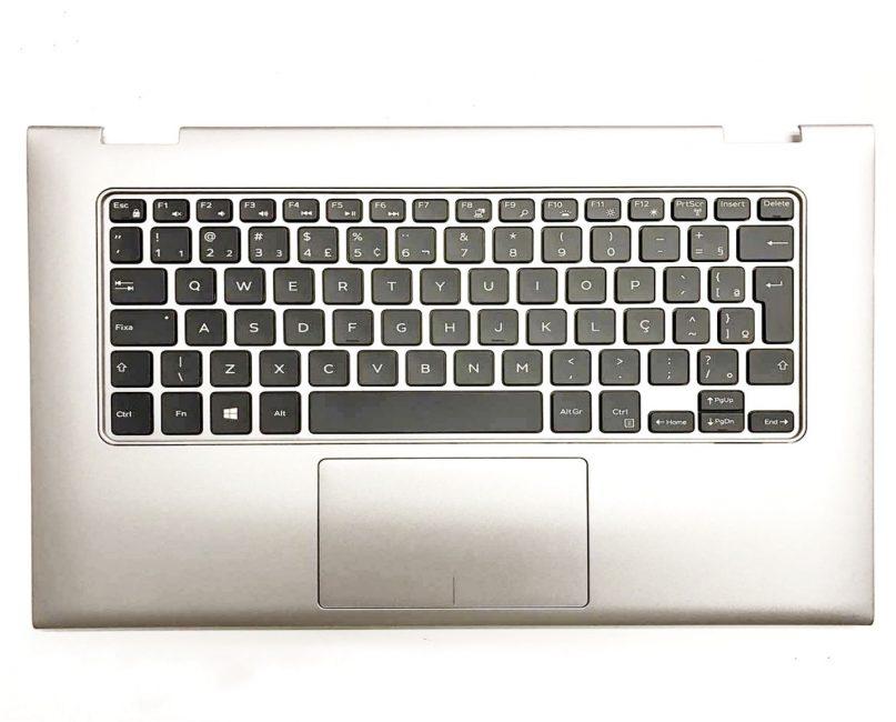Тачпад ноутбука фирмы Dell, модель Inspiron