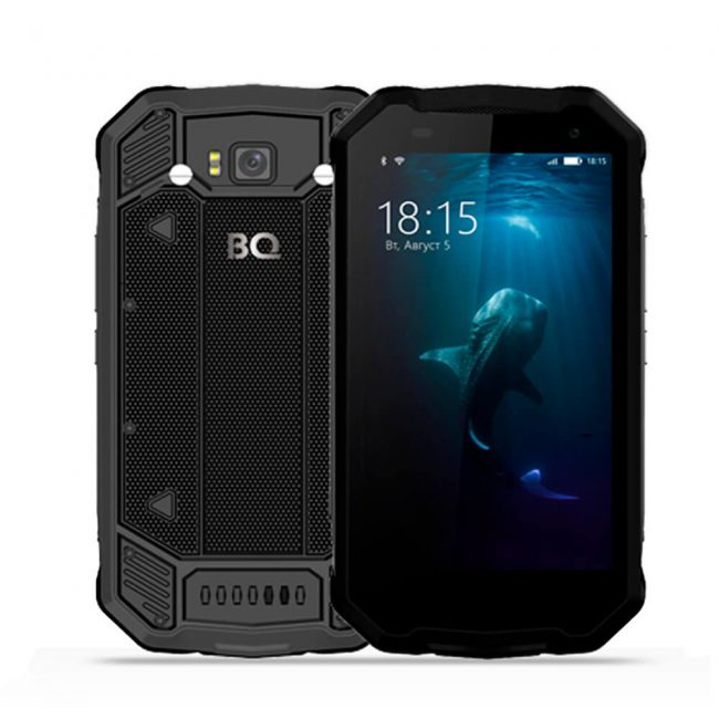 BQ-Mobile Shark