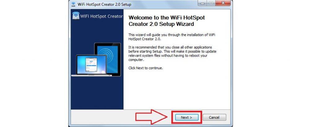 Как сделать из ноутбука wi fi