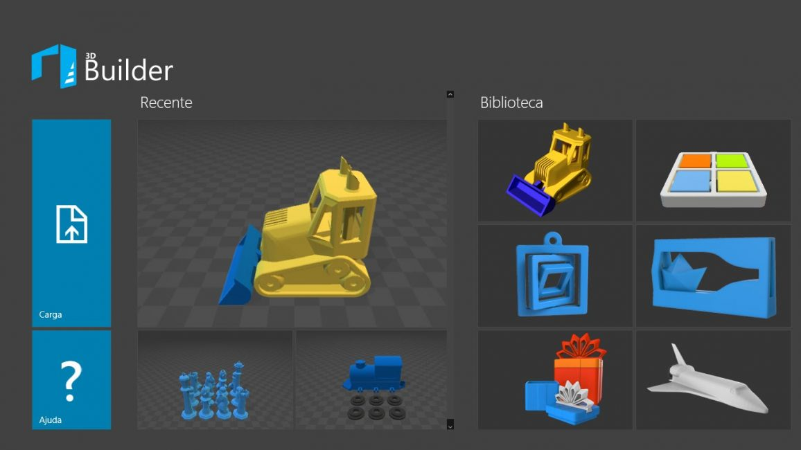 3D Builder для Windows 8.1
