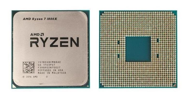 AMD Ryzen 7 1800Х