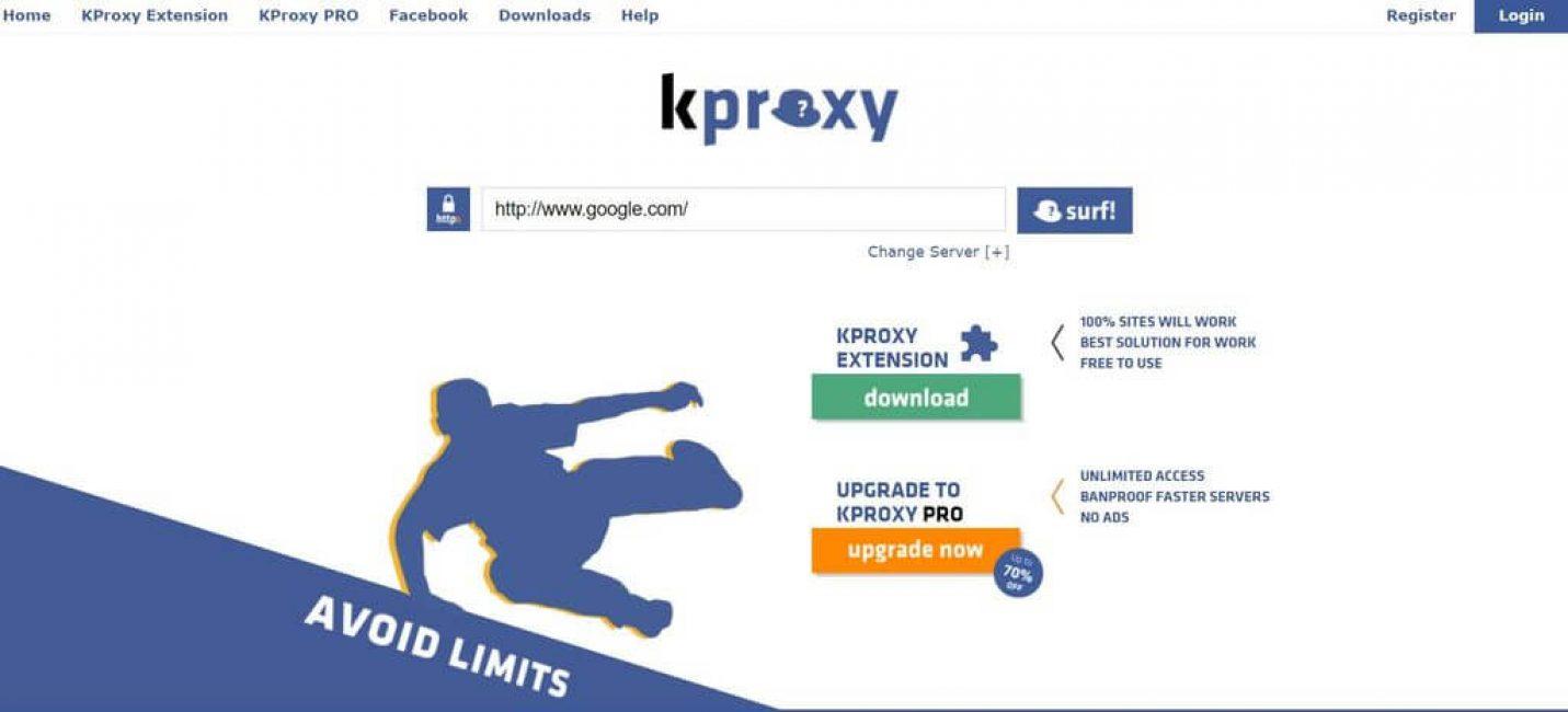KProxy.com